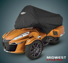 Can-Am RT Spyder Black Half Cover With 2 Antenna Openings UltraGard (4-457BK)