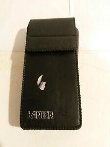 Lanier portable pocket mini tape voice recorder dictaphone model MS-56 w case