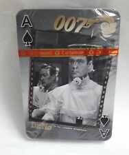Celebrating 50 Years of 007 Playing Cards