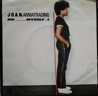 "Joan Armatrading-Me Myself I Vinyl 7"" Single.1980 A&M AMS 7527."
