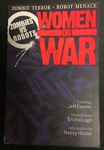ZOMBIES VS ROBOTS ANTHOLOGY Women on War - IDW Publishing