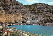 B83164 barrage de serre poncon h a entree souteraine de l usine   france