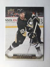 2015-16 Upper Deck Kris Letang Canvas #C71