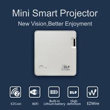 HD Wi-Fi Portátil Mini Proyector Multimedia Dlp Led 1920*1080P HDMI de cine en casa