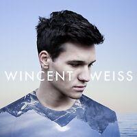 WINCENT WEISS - IRGENDWAS GEGEN DIE STILLE   CD NEU