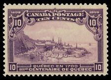 "CANADA 101 - Quebec Tercentenary ""View of Quebec in 1700"" (pf87541) $300"