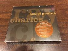 NIB 2004 Starbucks Ray Charles Hear Music Box Of Genius Cd & Gift Card Sealed