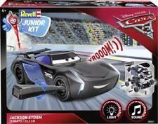 """JACKSON STORM, SERIE DISNEY PIXAR """"CARS 3"""", KIT REVELL JUNIOR 1/20 n° 00861"""