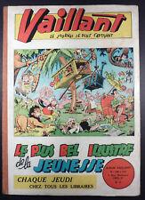 Vaillant Reliure éditeur n° 31 - 1ère série  n° 540 à 552 de 1955 TBE