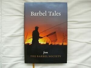 Barbel Tales from The Barbel Society - hardback book