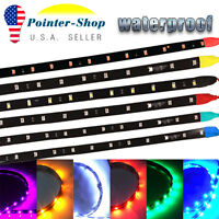 "24""/60CM LED Underbody Strip Light Car Motorcycle Bike 2835 SMD High Power 12V"