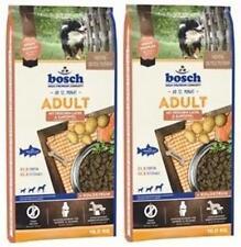 2 x 15 kg Bosch Adult Lachs & Kartoffel für alle ausgewachsenen Hunde