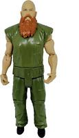 Erick Rowan WWE Wrestling Action Figure Mattel Basic Battlepacks Series 31