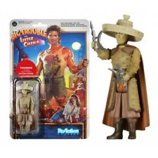 FUNKO REACTION BIG TROUBLE IN LITTLE CHINA THUNDER VINTAGE RETRO FIGURE NEW!