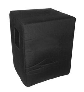 "Peavey PV118 PA Cabinet Cover - Black, Water Resistant, 1/2"" Padding (peav192p)"