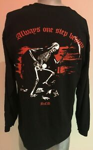 The Grim Reaper Always one Step Behind Long Sleeve LG T-Shirt COMMON DUST Brand