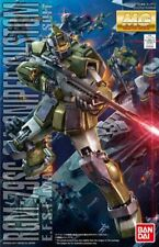 Bandai Hobby Gundam MSV RGM-79SC GM Sniper Custom MG 1/100 Model Kit USA Seller