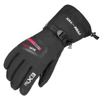 -40℃ Winter Snowboard Ski Gloves Waterproof Warm 3M Thinsulate Genuine Leather