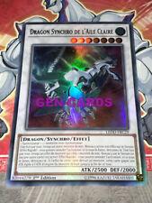 Carte Yu Gi Oh DRAGON SYNCHRO DE L'AILE CLAIRE LEDD-FRC29