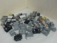 LOT OF 31 ICE CUBE RELAYS --- 20 EACH RELAY BASES, VARIOUS MFG, VARIOUS VOLTAGES