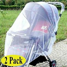 Insect Mosquito Net Toddler Kids Pushchair Sunshade Tent Refinement Buggy Cover