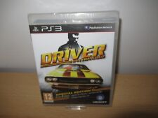 DRIVER SAN FRANCISCO SPECIAL EDITION (PS3) - NEW & SEALED pal