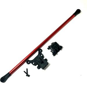 ARRMA Kraton EXB 6S Chassis Brace Bar and Supports - New Genuine Parts