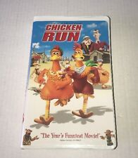 Chicken Run (VHS, 2000) - Tested and Working