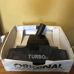 Electrolux Original Turbo Head Vacuum Made West Germany Original Box Head Only
