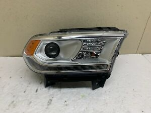 2014 2015 2016 2017 Dodge Durango Right Headlight Xenon HID OEM