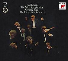 Beethoven / George S - Beethoven: Nine Symphonies [New SACD] Ltd Ed, Japan -