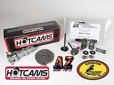 04 05 Honda TRX450R 450R Kibblewhite AZQP Valves Springs Stage 2 Hot Cam Chain