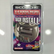 GM '92 & up GMT2049 Stereo Install Kit SCOSCHE Car Truck SUV Dash New Old Stock