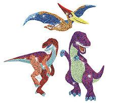Dazzling Dinos  Dinosaur Sparkle Reward Stickers - Reward Positive Behaviour
