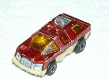 VINTAGE   MATCHBOX  SUPERFAST   NO. 59  PLANET SCOUT   ROT   1975   SEHR  SELTEN