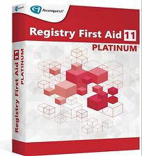 REGISTRY FIRST AID 11 PLATINUM nuovo