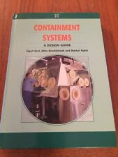 Pharmaceutical CONTAINMENT SYSTEMS A Design Guide Hirst Brocklebank Ryder