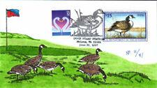 #RW64 Canada Goose Faircloth FDC (0891997RW64001)