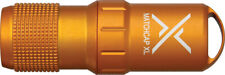 Exotac MATCHCAP XL Orange Survival Match Case, Strikers 1200 ORG