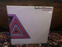 "Jackson, Milt""The Art Of The Atlantic Years""Atlantic SD2-319  - JAZZ VINYL LP"