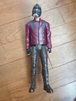 Marvel Star Lord Large Articulated 12 Inch Figure Super Hero Action Toy