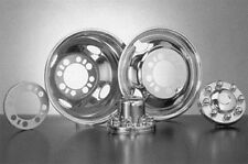 """Wheel Covers CHEVY C3500 PICKUP 16"""" 8 Lug Bolt On 4 Hole stainless steel new"""