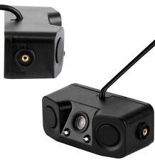 Car Reverse Backup Parking Radar Rear View Camera With Parking Sensor 3-in-1 Pop
