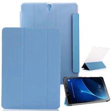 CUSTODIA SMART COVER Integrale SUPPORTO per Samsung Galaxy TAB S3 T820 Azzurro
