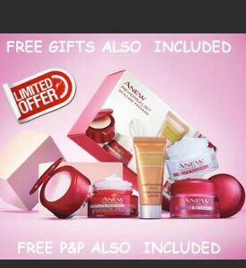 AVON ANEW Reversalist Skincare Travel Kit RRP £34 - Inc FREE GIFTS & P&P