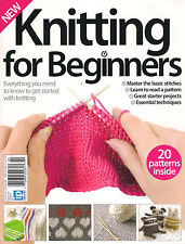 KNITTING for Beginners 2015 Learn to Knit How Sew Create DIY Projects 20 Pattern