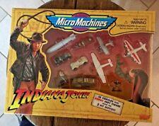 Indiana Jones Micro Machines