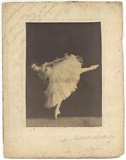 Christiane Dargyl Danseuse Opéra Paris Photo originale Vintage Publicité Dermoxa