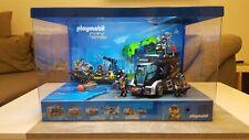 Playmobil 9360 SEK im Einsatz Schaukasten Diorama Gebraucht