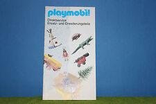 Playmobil (catálogo) DS directamente Service catálogo 1993 bestellkatalog